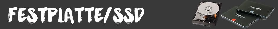 Festplatte HDD/SSD