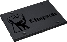 480GB Kingston A400 (400MB/s - 450MB/s)