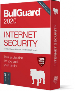 Bullguard Internet Security 1-Jahr-Lizenz (3 Geräte)