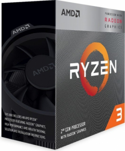 AMD Ryzen 3 3200G (4x 3.6GHz / 4.0GHz Turbo)