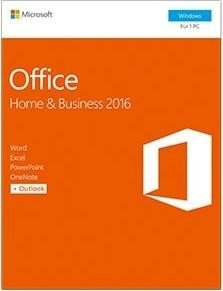 Microsoft Office 2019 Home and Business (PKC)