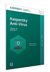 Kaspersky Lab: Anti Virus 2020, 1 User, 1 Jahr PKC