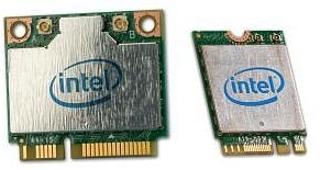 Intel Dual Band Wireless-AC 3168 M.2