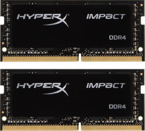 16GB (2x8GB) DDR4 2666MHz Kingston HyperX Impact