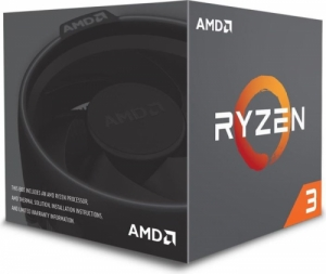 AMD Ryzen 3 1300X (4x 3.4GHz / 3.7 Turbo)
