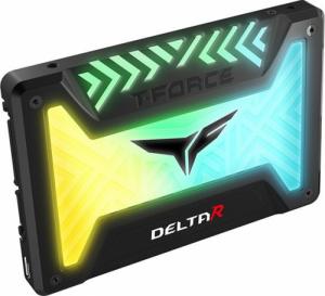 SSD 250GB T-Force Delta RGB (560MB/s - 500MB/s)