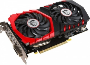 4GB MSI GTX1050Ti Gaming X