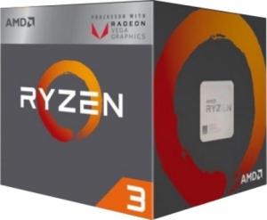 AMD Ryzen 3 2200G (4x 3.5GHz / 3.7 Turbo)