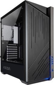 AZZA Raven 420 DF1 RGB mit Glasfenster