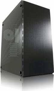 Dark Shadow 986B mit Aluminiumfront und Glasfenster (Rechts+Link