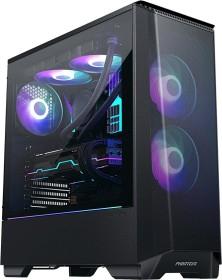 Phanteks Eclipse P360A schwarz mit Glasfenster