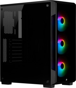 Corsair iCue 220T RGB mit Glasfenster