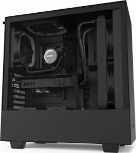 NZXT H511 schwarz mit Glasfenster