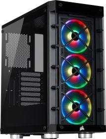 Corsair iCue 465X RGB schwarz mit Glasfenster