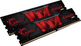 32GB (2x16GB) DDR4 GSkill 3200MHz AEGIS