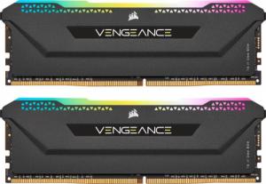 16GB (2x8GB) DDR4 Corsair 3600MHz Vengeance RGB PRO SL