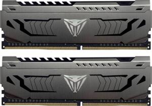 32GB (2x16GB) DDR4 Patriot 3600MHz VIPER Steel