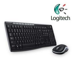 Logitech Cordless Desktop MK270