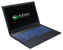 Gaming Notebook: Clevo NB50TK1-i3-8GB-240SSD