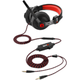 Sharkoon Headset Rush ER2 rot