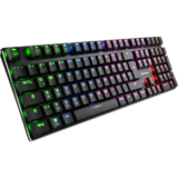 Sharkoon PureWriter RGB Gaming Tastatur, Kailh Red