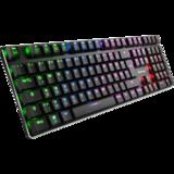 Sharkoon PureWriter RGB Gaming Tastatur, Kailh Red