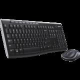 Logitech MK270 Tastatur+Maus Set kabellos