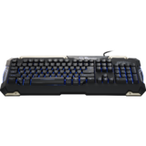 Tt eSPORTS Commander Gaming Gear Combo, blau