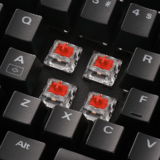 Sharkoon Skiller Mech SGK3 Gaming Tastatur, RGB, Kailh Red