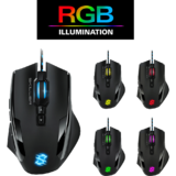 Sharkoon SKILLER SGM1 Gaming Maus optisch USB