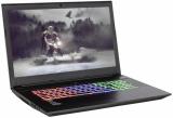 Gaming Notebook: Clevo N870HJ1