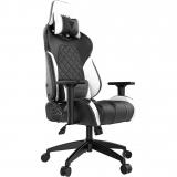 Gamdias Gamingstuhl Achilles E1-L schwarz/weiß